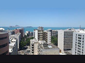 EasyQuarto BR - Excelente apartamento para dividir em Ipanema, Ipanema - R$ 1.800 Por mês