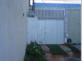 EasyQuarto BR - quarto/suite masculino individual no bairro brasil, Uberlândia - R$ 470 Por mês