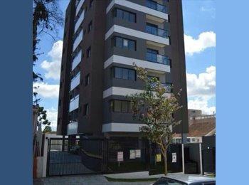 EasyQuarto BR - Apartamento com um quarto disponivel individual, Curitiba - R$ 1.000 Por mês