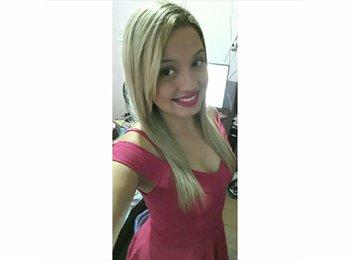 EasyQuarto BR - Alessandra - 23 - Belém