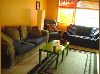 EasyRoommate CA - Looking for a laid back roommate ASAP, Calgary - $420 pcm