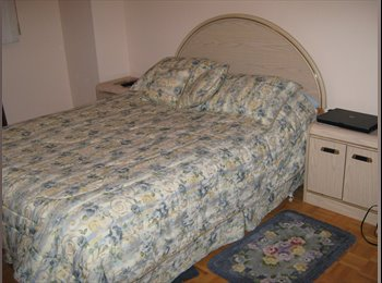 EasyRoommate CA - Furnished Room with own bathroom, Canada - $600 pcm