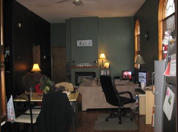 EasyRoommate CA - room for rent in lumby loft apartment, Canada - $400 pcm