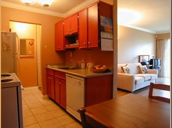 EasyRoommate CA - Furnished 1 Bedroom Apartment fom January 16 - 30, Vancouver - $2,580 pcm