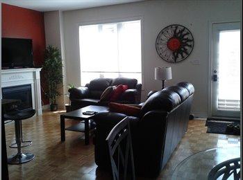 EasyRoommate CA -  Elegant Room for Short or Long term Rent, Toronto - $600 pcm