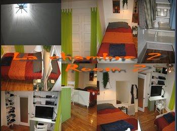 EasyRoommate CA - Near Concordia, McGill, Lasalle college, Supinfo, Montréal - $460 pcm