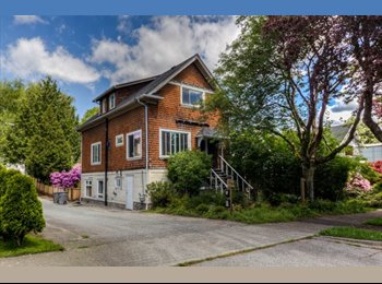 EasyRoommate CA - Private Furnished Room near Commercial Drive, Vancouver - $800 pcm