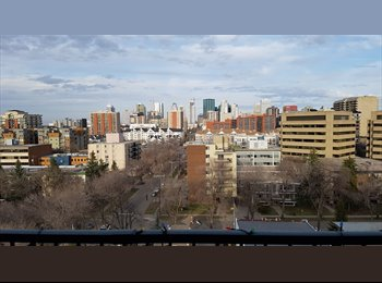 EasyRoommate CA - Huge Downtown Penthouse with Amazing Views, Edmonton - $750 pcm