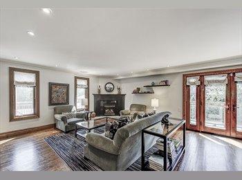 EasyRoommate CA - Elegant room for Short or Long term, Toronto - $800 pcm