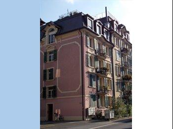 EasyWG CH - Charming Jugendstilhaus mit Dachterrasse, Lucerne / Luzern - 830 CHF / Mois