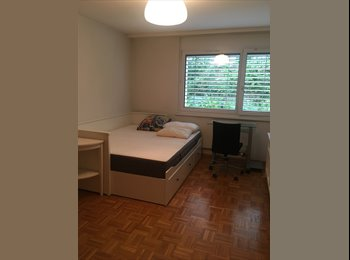 EasyWG CH - Un Havre de calme en ville !!, Lausanne - 1200 CHF / Mois