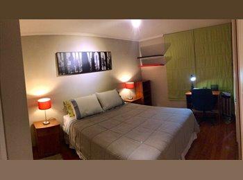 CompartoDepto CL - 1 Habitación Metro Bellas Artes, Santiago Centro - CH$ 350.000 por mes