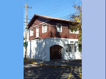 CompartoDepto CL - Casona Plaza Ñuñoa, Ñuñoa - CH$ 210.000 por mes