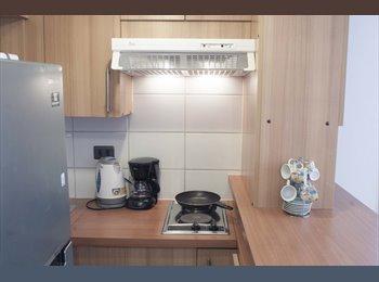 CompartoDepto CL - Full Apartment in Downtown Santiago, Santiago Centro - CH$ 375.000 por mes