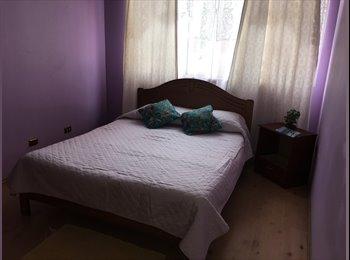 CompartoDepto CL - Dormitorio con baño privado en Antofagasta, Antofagasta - CH$ 200.000 por mes