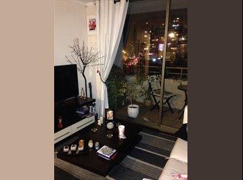 CompartoDepto CL - Arriendo habitación en dpto ñuñoa (cercano a plaza ñuñoa), Ñuñoa - CH$ 240.000 por mes