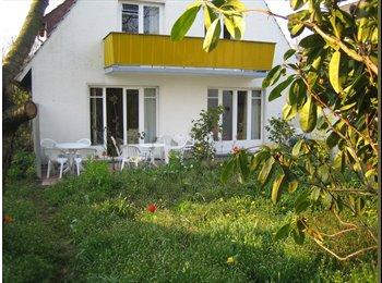 EasyWG DE - Möbliertes Zimmer in einem wunderschönen Haus, Bremen - 450 € pm