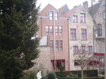 EasyKot EK - Studentenkamers bij de Zwartzusters, Brugge-Bruges - € 300 p.m.