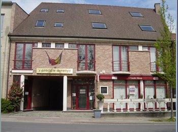 EasyKot EK - Studentenkamers nabij Odisee Hogeschool Aalst, Aalst-Alost - € 270 p.m.