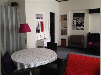 EasyKot EK - Onmiddellijk beschikbaar, gemeubelde studio in historisch Gent, Gent-Gand - € 450 p.m.