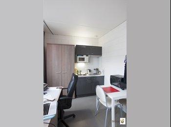 EasyKot EK - Moderne ruime studio vlakbij het centrum van Brugge, 400 € all in (studio 1), Brugge-Bruges - € 400 p.m.