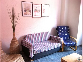 EasyPiso ES - Awesome flat near the beach!!, Valencia - 265 € por mes