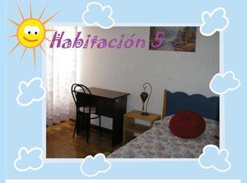 EasyPiso ES - HABITACIÓN PARA CHICAS ESTUDIANTES EN BURGOS - Curso 16/17, Burgos - 240 € por mes