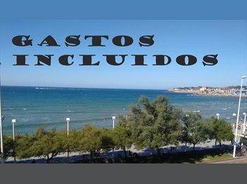 EasyPiso ES - SOLO ESTUDIANTES. SEPTIEMBRE A JUNIO. GASTOS INCLUIDOS. VISTAS AL MAR., Gijon - 195 € por mes