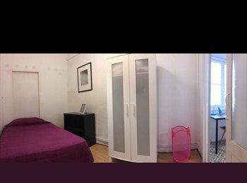 EasyPiso ES - Alquilo Habitación muy céntrica al lado Plaza Cataluña, y tranquila., Barcelona - 600 € por mes