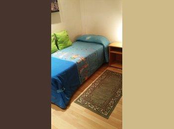 EasyPiso ES - Habitación de lujo con media pension: Bilbao Centro centro, Bilbao - 550 € por mes