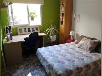 EasyPiso ES - habitaciòn doble luminosa cerca de la playa , del centro y de estación modal, Palma de Mallorca - 420 € por mes
