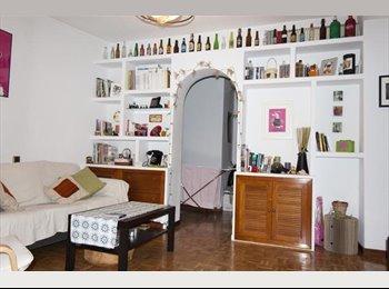 EasyPiso ES - Habitación Grande en Arganzuela 350€ con gastos, Arganzuela - 350 € por mes