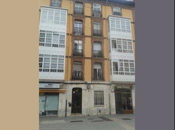 EasyPiso ES - SE ALQUILA HABITACIÓN EN PISO EN EL CENTRO DE BURGOS, Burgos - 290 € por mes