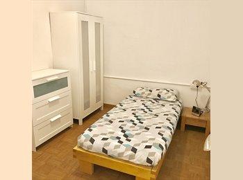 EasyPiso ES - Cozy room in a Urban Art District!, Sant Martí - 450 € por mes