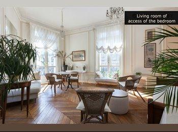 Appartager FR - Cute room middle term, 8ème Arrondissement - 712 € /Mois