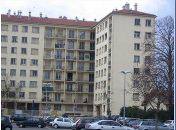Appartager FR - rue Greuze métro Flachet, Villeurbanne - 450 € /Mois