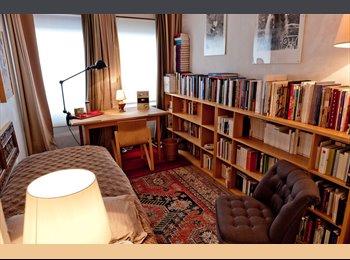Appartager FR - Chambres chez l'habitant / Free rooms available, 15ème Arrondissement - 800 € /Mois