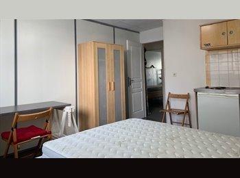 Appartager FR - belle chambre 390€ lyon 6ieme metro massena wifi, Lyon - 390 € /Mois