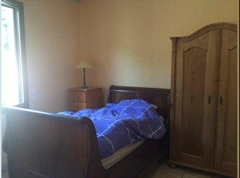 Appartager FR - chambre meublée  quartier sur chez l'habitant, Sainte-Foy-lès-Lyon - 340 € /Mois
