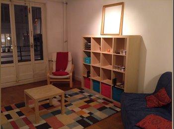 Appartager FR - Chambre à louer en colocation, Lyon - 450 € /Mois