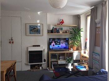 Appartager FR - Studio Paris 13e, 13ème Arrondissement - 820 € /Mois