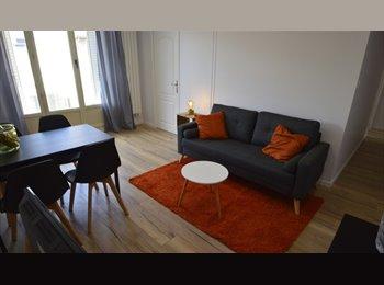 Appartager FR - Chambre dans T4 Métro Gratte-Ciel (Villeurbanne Ce, Décines-Charpieu - 305 € /Mois