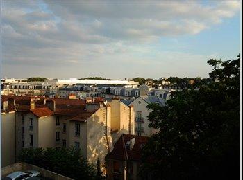 Appartager FR - Pour 2 Ami(es) étudiants ou Couple !, Joinville-le-Pont - 600 € /Mois