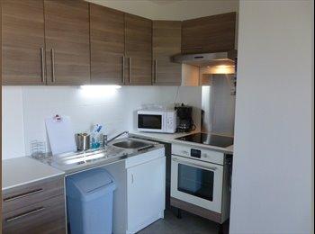 Appartager FR - Reste 1 chambre dans meublées appartement neuf, Saint-Fons - 300 € /Mois