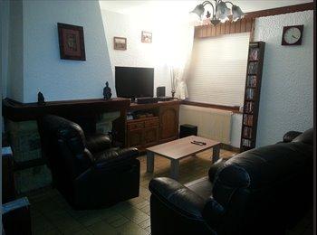 Appartager FR - Chambre sympa en coloc, Mons-en-Barœul - 455 € /Mois