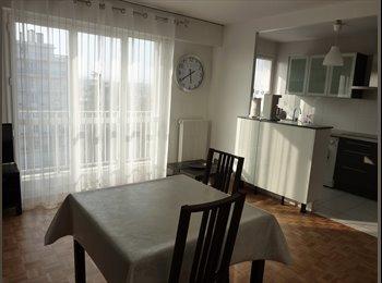 Appartager FR - appartement de 65m2 en colocation pour étudiants, Antony - 720 € /Mois