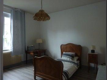 Appartager FR - Chambre à louer dans maison, Strasbourg - 420 € /Mois