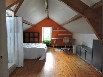 Appartager FR - Chambre en famille centre La Roche sur Yon, La Roche-sur-Yon - 360 € /Mois