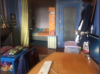 Appartager FR - Chambre très calme pour l'été, Lyon - 400 € /Mois