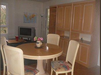 Appartager FR - appartement meuble prés de la cité descartes et du RER A, Champs-sur-Marne - 440 € /Mois